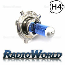 1x Super White H4 472 P43T Xenon Style Car Headlight Bulb Upgrade 12V 60/55w