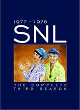 SNL SATURDAY NIGHT LIVE SEASON 3 New Sealed 7 DVD Set