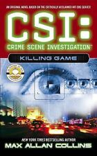 Killing Game (CSI: Crime Scene Investigation)-ExLibrary