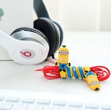 CUTE EARPHONE CABLE WIRE CORD ORGANISER HOLDER
