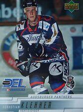 22 Sebastian Klenner Augsburger Panther DEL 2000-01