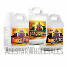 Advanced Nutrients Jungle Juice Grow, Micro, Bloom 23L Base Set, 23 Liters