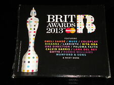 Various Artists - BRIT Awards 2013 - 3 CD's Digipack Album - 62 Great Tracks