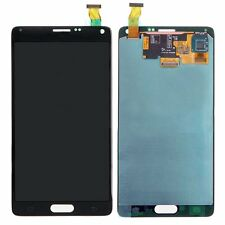 SBI Black/Grey Samsung Galaxy Note 4 SM-N910 LCD Touch Screen Replacement Combo