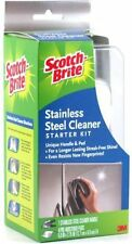 Scotch-Brite Stainless Steel Cleaner and Polisher Starter Kit