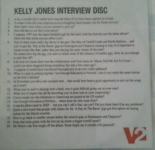 KELLY JONES VERY RARE CD  STEREOPHONICS