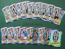 Topps Champions League 2016 17 all 18 Juventus Turin Team Cards Logo Goal King