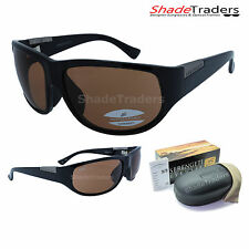 SERENGETI SALERNO ll SUNGLASSES PHOTOCHROMIC DRIVERS SHINY BLACK 7310