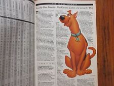 February 24, 2002 N Y Times TV Magazine (SCOOBY-DOO/ROSA  PARKS/ANGELA  BASSETT)