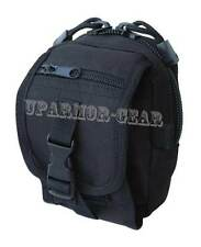 MOLLE PALS Gadget Pouch for Camera iPod iTouch Cell Phone BLACK (CONDOR MA26)