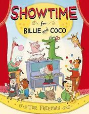 Showtime for Billie and Coco, Freeman, Tor