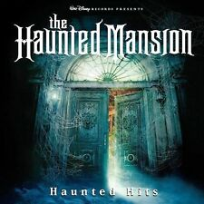 Various Artists The Haunted Mansion: Haunted Hits CD