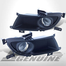 CLEAR LENS OE STYLE BUMPER FOG LIGHTS LAMPS - MITSUBISHI LANCER 04-06