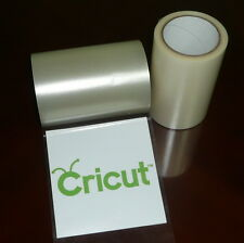 12 in x 300 ft Roll of Clear Lay Flat Application Transfer Tape for Sign Craft