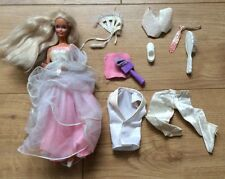 Vintage Retro 1980's 90's Barbie & Sindy Dolls Accessories Clothing Job Lot