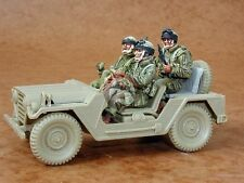 CMK 1/35 Israeli IDF Crew for M151 MUTT Jeep (3 Figures) [Resin Model] F35093
