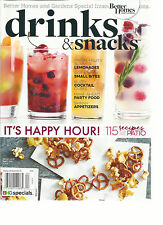 DRINKS & SNACKS MAGAZINE, ISSUE, 2016  IT'S HAPPY HOUR !  SWEET HEART PARTY MIX