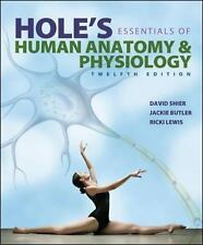 Hole's Essentials of Human Anatomy and Physiology by David Shier, Jackie Butler