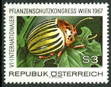 AUSTRIA - 1967 - 6° Congresso internazionale per la protezione delle piante