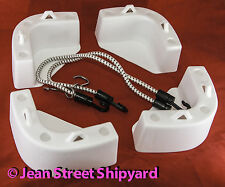 Universal Boat Igloo Yeti Coleman Grizzly Pelican Orca Cooler Mounting Kit