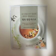 DEARPACKER 1 SHEET NOURISHING BIO CELLULOSE MASK - NOURISHING & ELASTICITY