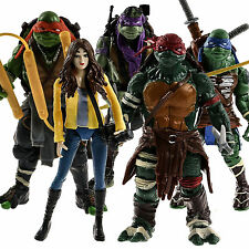 5 Stück Set PVC TMNT Teenage Mutant Ninja Film Turtles Aktion Figuren Spielzeug
