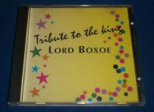 Tribute To The King Lord Boxoe~World Music Comp~Mighty Dancer~Lady K~Rusty~Baron
