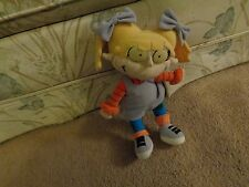 VINTAGE 1997 RUGRATS ANGELICA PICKLES TOMMY & DILL COUSIN PLUSH DOLL FIGURE
