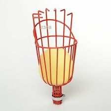 Orange, Apple, Peach, Etc - Fresh Fruit Picker Basket