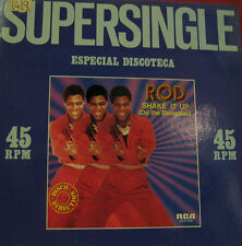 ROD-SHAKE IT UP + BEING SOMEONE ELSE MAXI SINGLE VINILO 1981 SPAIN