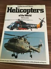 Helicopters Of The World Bill Gunston