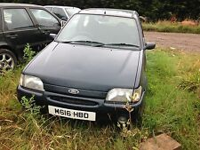 Ford Fiesta 1.6 Si Xr2i Breaking For Spares