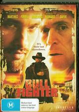 BULL FIGHTER - NEW & SEALED REGION 4 DVD FREE LOCAL POST