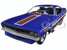 WHIPPLE & McCULLOUGH 1971 PLYMOUTH CUDA FUNNY CAR LTD 750P 1/18 AUTOWORLD AW1176