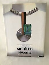 Classic ART DECO Jewelry reference bookSylvie Raulet 792 hardcover Rizzoli NY