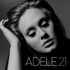 ADELE - 21 - CD SIGILLATO 2011 - SOMEONE LIKE YOU