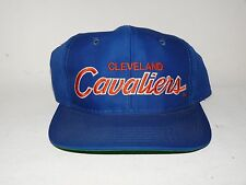Vintage Cleveland Cavaliers snapback adjustable Hat Script Sports Specialties