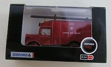 Oxford Die-cast Fire OX76ATV003 London Fire Brigade Austin 1/76 Scale 76ATV003