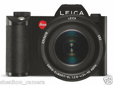 100% New Unused Leica SL Typ 601 24-90mm Zoom Lens Kit Mirrorless Camera 10850