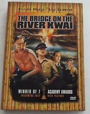 The Bridge on the River Kwai DVD, 2000, 2-Disc Set William Holden Alec Guinness