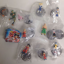 Bandai Dragon Ball Z Full Color R Part 2 Mini Figure 10 pcs Full Set Japan