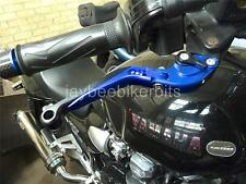 YAMAHA XJR1200 95 1998 LEVIERS SUPPORTANT PLIANT FREIN EMBRAYAGE ROUTE COURSE