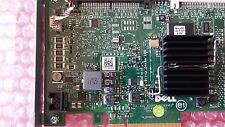 DELL POWEREDGE R410 R310 R415 PERC 6I PCI SAS SATA RAID KIT WITH BATTERY & CABLE