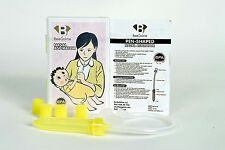 BeeGoline Nasal Aspirator with 5 Filters for Baby Nose Suction. Doctor & FDA