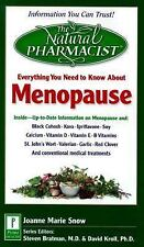 The Natural Pharmacist : Your Complete Guide to Menopause by Joanne Snow...