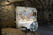 Candy Cart Sweet Cart for Hire - Weddings sweet 16's North West & North Wales