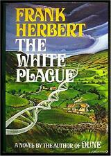 THE WHITE PLAGUE ~ FRANK HERBERT ~ FIRST EDITION, FIRST PRINTING HC