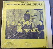 The Beatles Renaissance Minstrels TMOQ Volume 1 VG++ - M-