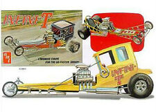 INFINI T Longnose Tilt Cab Coupe Dragster 1/25 Plastic Model Kit New Sealed 2007