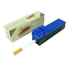 Manual Tobacco Roller Maker Cigarette Rolling Machine Injector